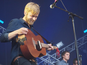 Ewert and the Two Dragons at the Positivus Music  Festival in Latvia, 2012