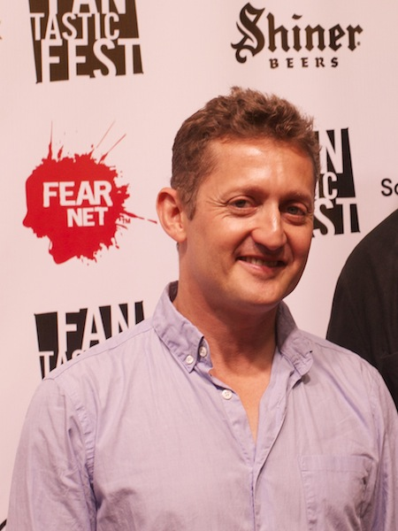 Alex Winter, red carpet for Grand Piano
