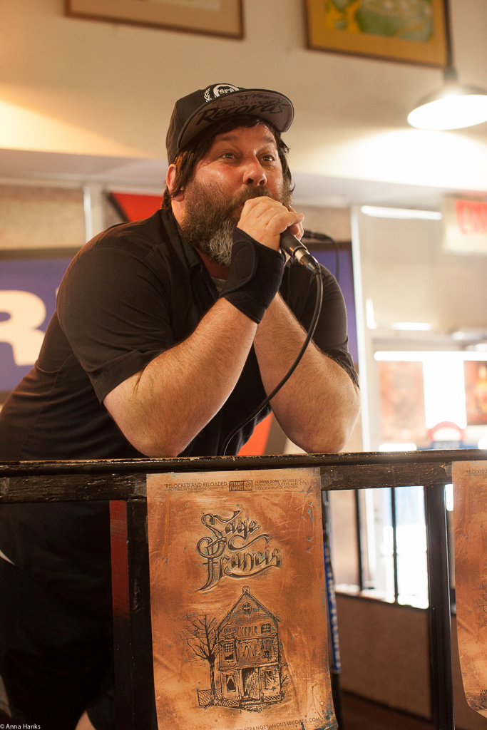 Sage Francis at Waterloo Records, June 25, 2014