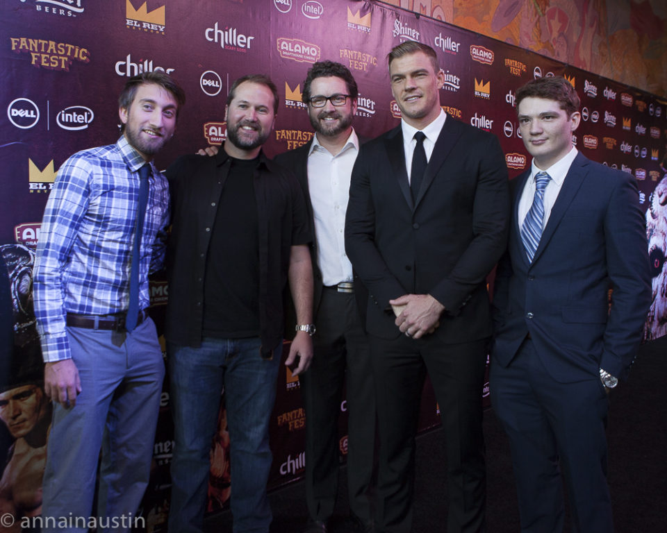 LAZER TEAM red carpet, Fantastic Fest 2015-9728