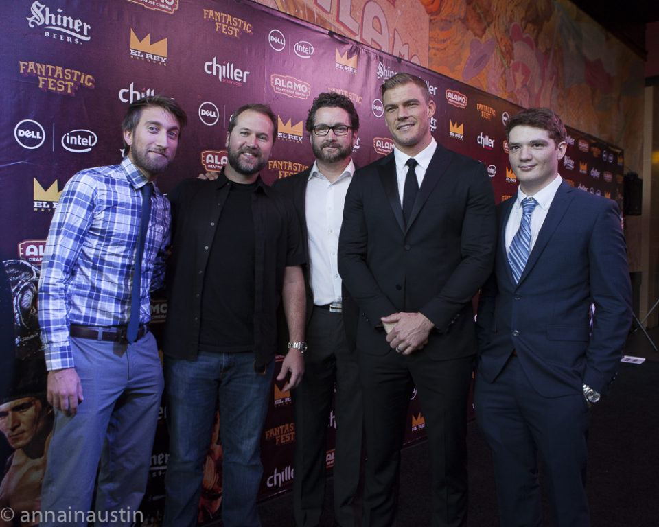 LAZER TEAM red carpet, Fantastic Fest 2015-9738