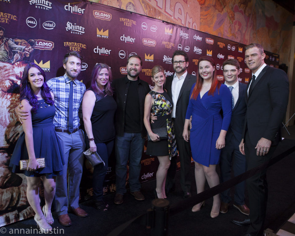LAZER TEAM red carpet, Fantastic Fest 2015-9748
