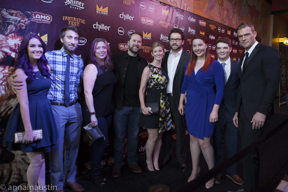 LAZER TEAM red carpet, Fantastic Fest 2015-9751