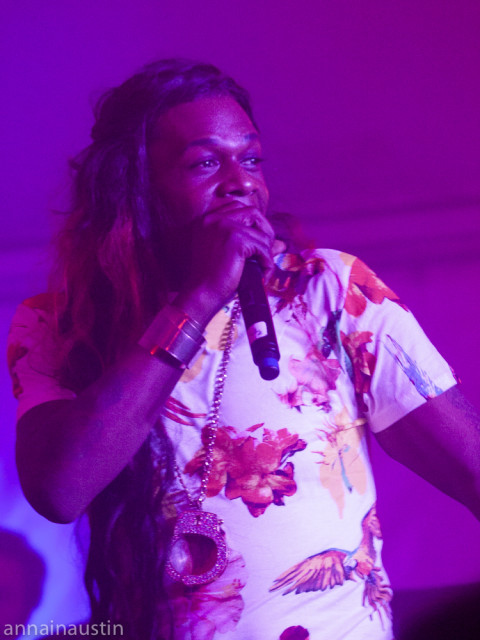 Big Freedia, Stargayzer, Austin, Texas September 2014-58