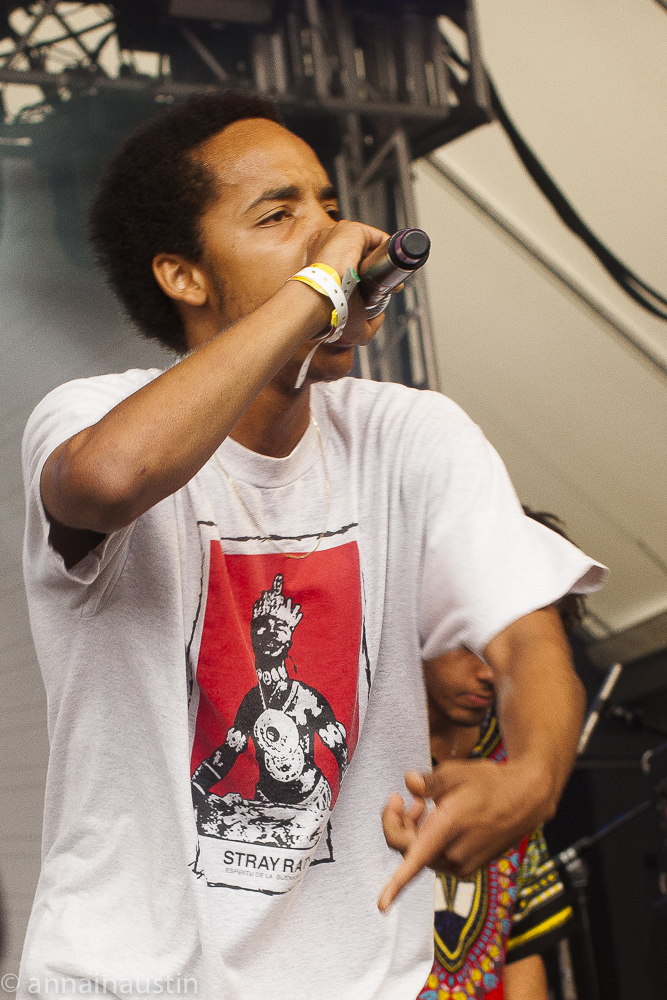 Earl Sweatshirt set at the SPIN party  SXSW 2015 Austin, Texas -6226