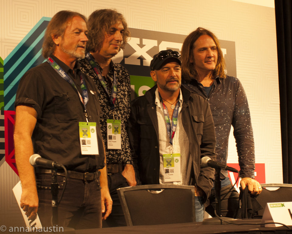 Interview with The Church, SXSW 2015-6623