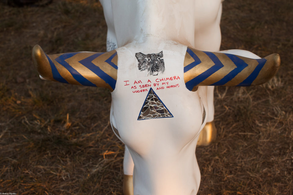 art cow