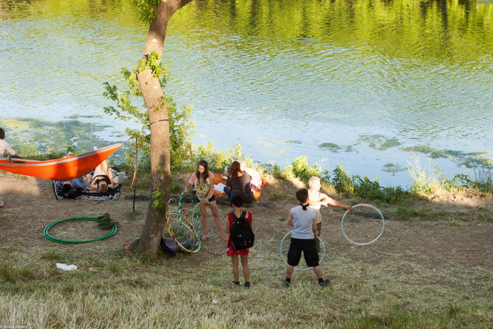 Creekside at Austin Psych Fest