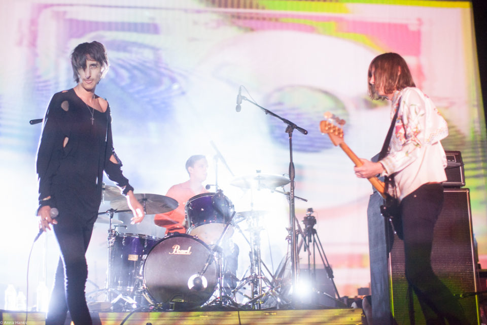 The Horrors at Austin Psych Fest