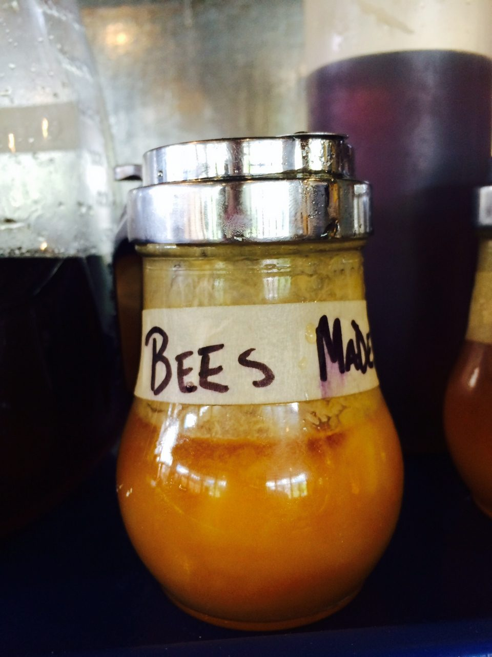 Localvore honey in Nashville