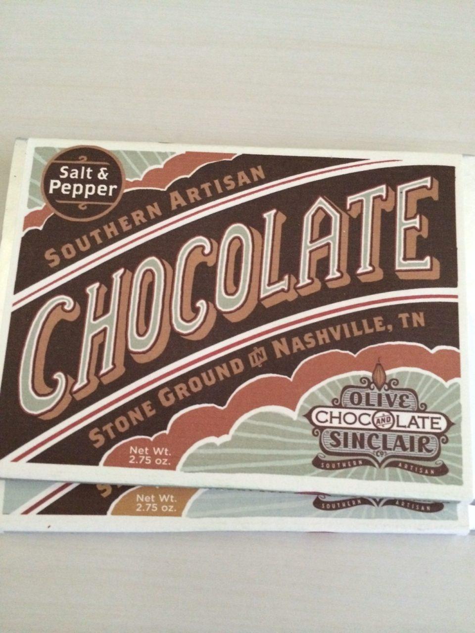 Nashville made chocolate