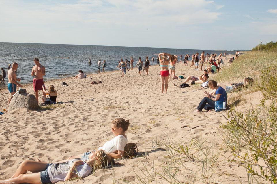 Positivus Beach