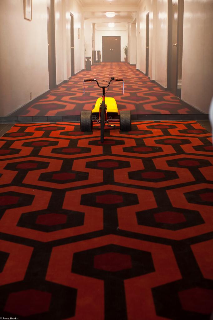 The Shining lobby