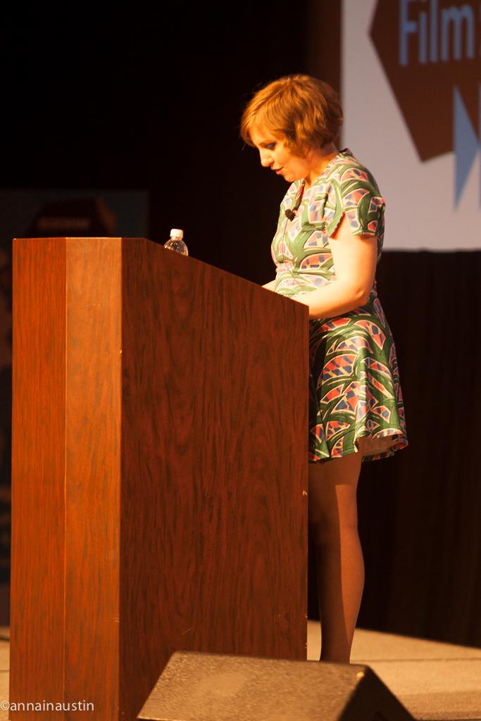 Lena Dunham SXSW 2014--12