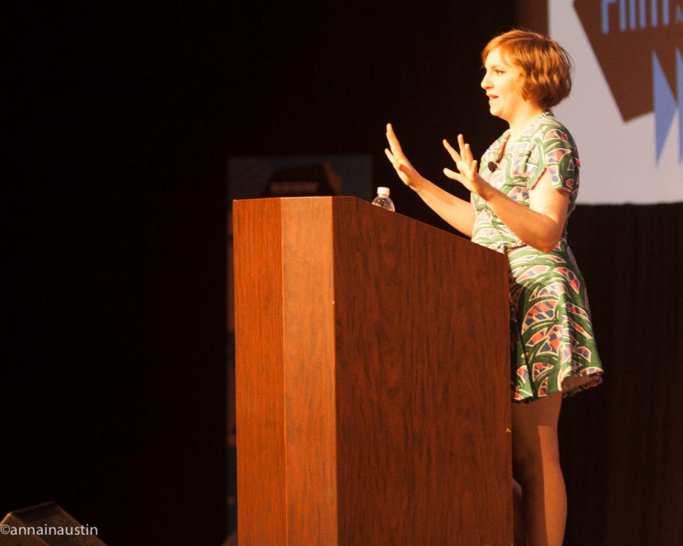 Lena Dunham SXSW 2014--2