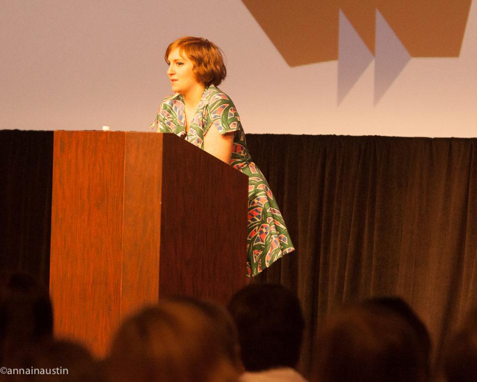 Lena Dunham SXSW 2014--63