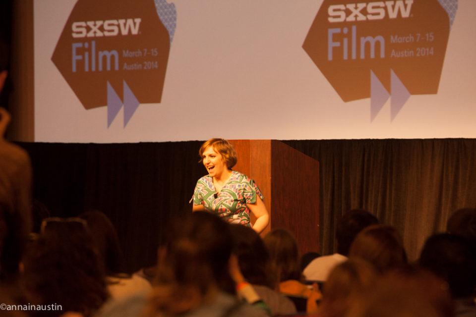 Lena Dunham SXSW 2014--72