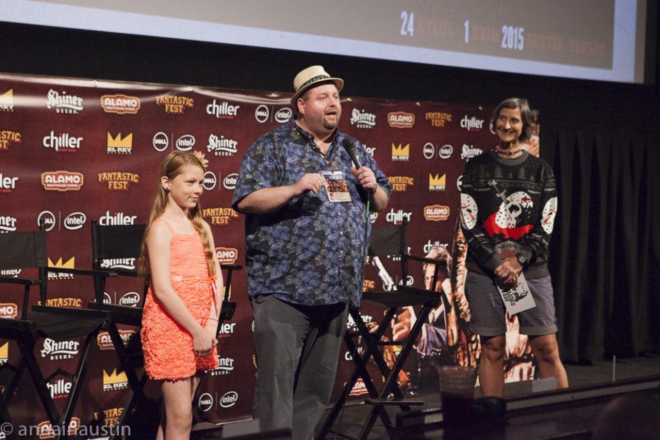 Q&A- SENSORIA  w- Director Christian Hallman,Fantastic Fest 2015-1687