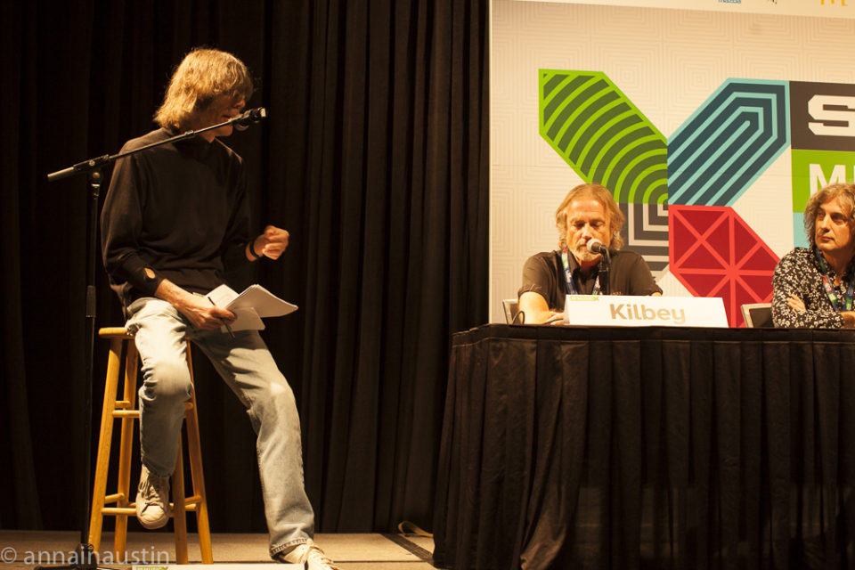 Interview with The Church, SXSW 2015-6553