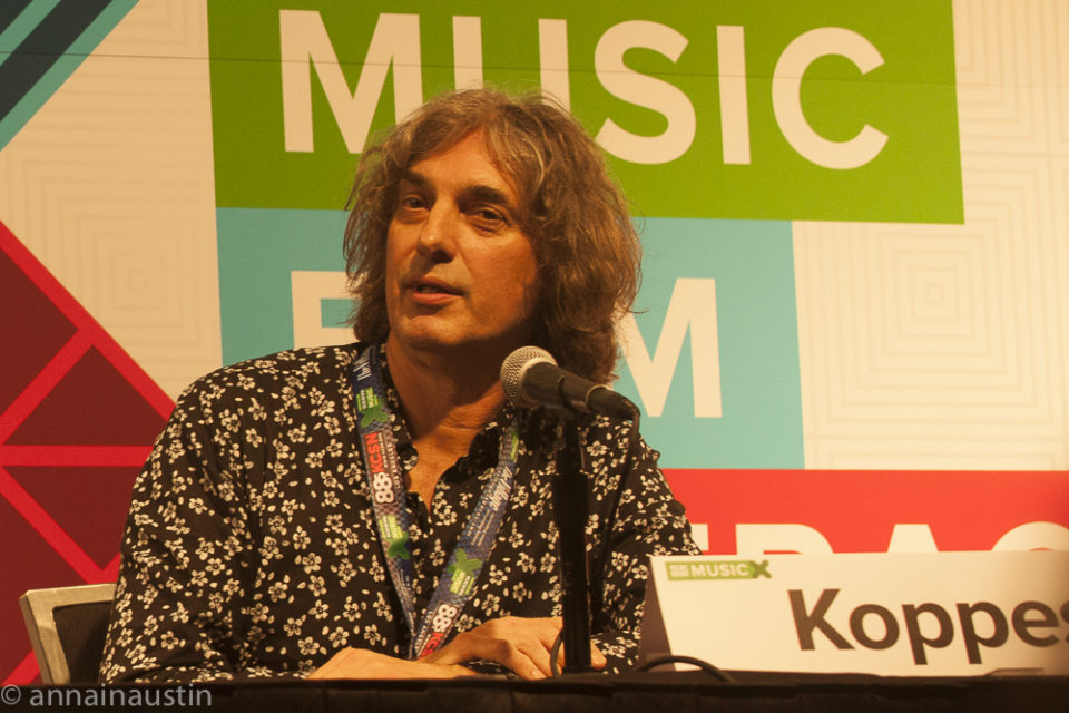 Interview with The Church, SXSW 2015-6593