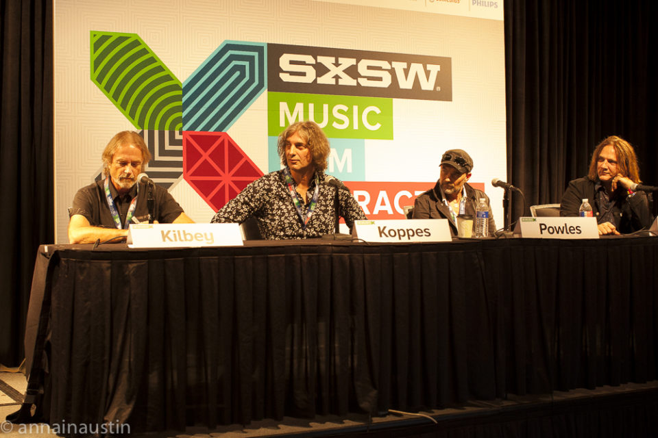 Interview with The Church, SXSW 2015-6611
