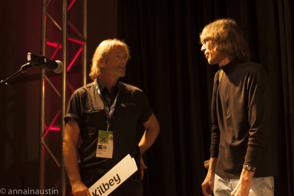 Interview with The Church, SXSW 2015-6625